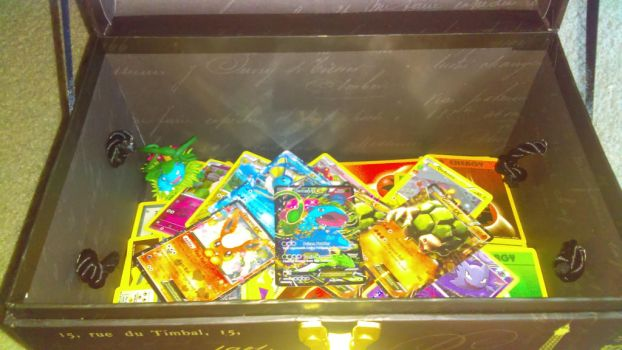 My Pokemon Card Collection by Kyoyalover122