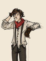 comm - steampunk billy by ormery