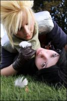 Zack and Cloud 2 by ZekuXDemy