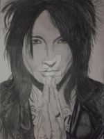 Jake Pitts, Black veil Brides by xxdaswarwohlnix