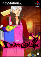 Devil May Cry - Devil May Clean 2 by hwshipper