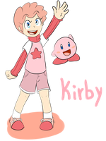 A Boy Named Kirby - Kirby Character Profile by drivojunior