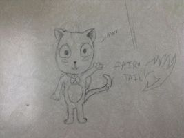 I drew this on my desk in geography class by finnfni