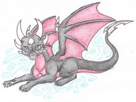 lovely cynder by aacrell