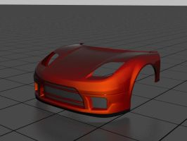 NSX Front End --WIP-- by prox3h