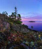 Karelian evening 2 by KARRR