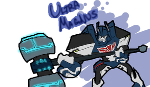 Ultra Fagnus by mad--megatron