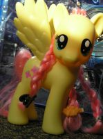 Fluttershy loves to see the sunrise - Seattle, WA by dutchscout