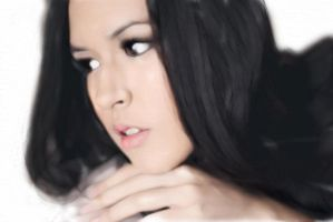 Raisa Andriana by leoaw