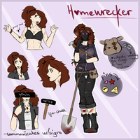 [SV/CP] Homewrecker by boltxn-queen