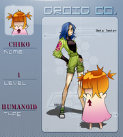 Droid Co.: Chiko by Arucelli