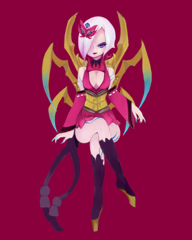 bloodmoon elise by blossomlikereadbook