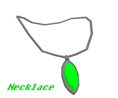 Odd Necklace -DL by MMDFakewings18