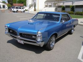The not so Little GTO by Jetster1