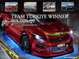 PSU WTB '08 WINNER : TURKIYE by aykutfiliz