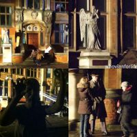Doctor Who Series 7 Filming (Episode 5) by WhovianForLife