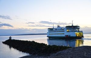Port Townsend Ferry by ShannonCPhotography