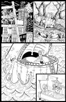 Harley Quinn #0 Contest Page by WillNoName