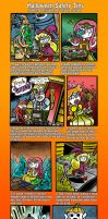Luna: Halloween Safety Tips by trivialtales