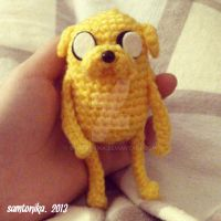 Jake The Dog by SaMtRoNiKa