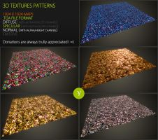 Free textures pack 49 by Nobiax