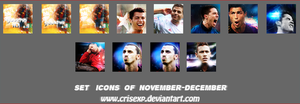 Icons of November - December 2011 by CrisEXP