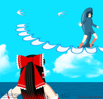 GGSF E6: Youkai of the Ocean by BoggeyDan