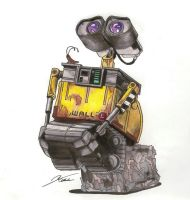 Wall-E by Trooper1212