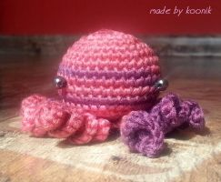 Candy the Octopus by koonik