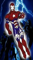 The Iron Patriot by RWhitney75