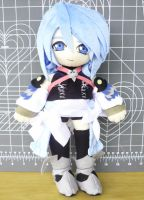 Aqua Plush by Nikicus