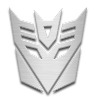 Transformers Decepticon Logo by datamouse