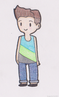Joey Graceffa by catelynnnx3atl