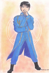 Roy Mustang by Spiegelfaenger