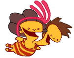 Broken Age's Shay and Vella as Double Fine's 2HB by JenniBee