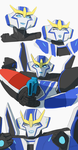 Strongarm Sketches by Raikoh-illust
