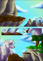 Fables - Cap 1. Skah - pag 1 by DredaSM