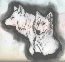 Wolves by LeviSei