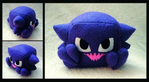 Haunter Cube by caffwin
