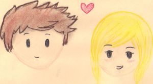 Me and Harry :) by wasabieater