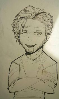 markiplier without glasses by senpai691