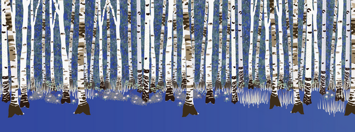Building a forest: adding birches 1 by Starsong-Studio