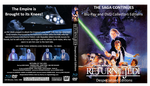 Return of the Jedi 1983 DSE cover Special Edition by EJLightning007arts