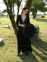 Gothic Witch 17 by HiddenYume-stock