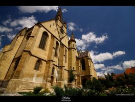 The Evangelical Cathedral by vxside