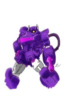 Yu wa Shockwave by JohnsDead