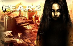 F.E.A.R 2 NEW 2009 Wallpaper by Chris6288