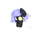 Chibi Cloudy Night by LilDevilWolf15