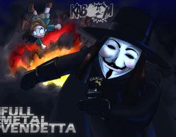 Full Metal Vendetta by ellensama