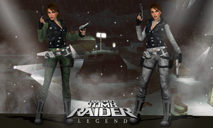 [Mod] Tomb Raider Legend Special Forces by isagiiirlyB